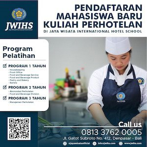 Jaya Wisata International Hotel School